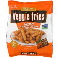 Print a coupon for $1.25 off one package of Frozen Veggie Fries, Veggie Tots or Veggie Rings