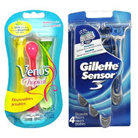 Save $1 on Gillette or Venus Disposable Razors