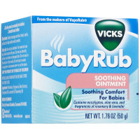 Save $1 on Vicks BabyRub