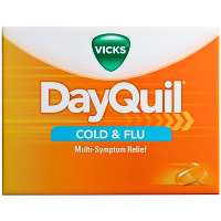 Print a coupon for $1 off one Vicks DayQuil product