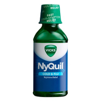 Print a coupon for $1 off one Vicks NyQuil product