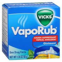 Print a coupon for $1 off any Vicks VapoRub product