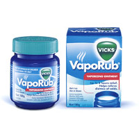 Print a coupon for $4 off any two Vicks VapoRub products