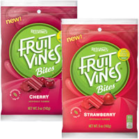 Save $1 on two bags of Fruit Vines Bites by Red Vines
