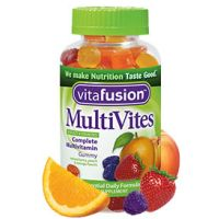 Save $3 on a bottle of vitafusion or L'il Critters Vitamins