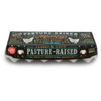 Print a coupon for $0.50 off one dozen Vital Farms Pasture-Raised Alfresco Eggs
