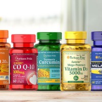 Get 7% cash back on all online orders from Puritan's Pride Vitamins