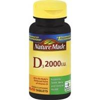 Save $2 on Nature Made Vitamins
