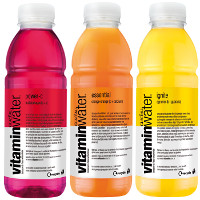 Save $1 on three 20 ounce bottles of Vitaminwater