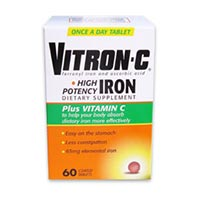Print a coupon for $1 off one Vitron-C product