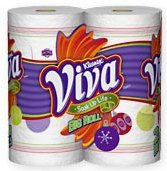 Viva Paper Towels - Click here to redeem coupon