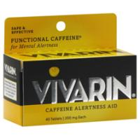 Save $2 on any Vivarin 40 count