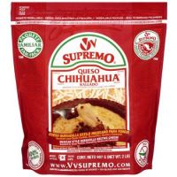 Print a coupon for $1 off one V+V Supremo Shredded Cheese