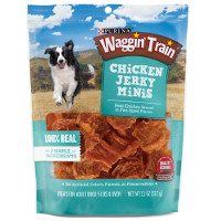 Print a coupon for $4 off Purina Waggin' Train Treats for Dogs