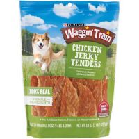 BOGO - buy one package of Waggin Train Treats for Dogs, get one free