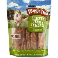 Save $3 on one bag of Purina Waggin' Train Dog Treats