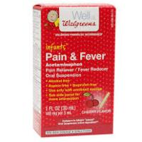 Print a coupon for $2 off Walgreens Brand Children's Pain Fever or Ibuprofen item