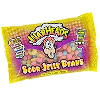 Save $1 on any Warheads Sour Jelly Beans