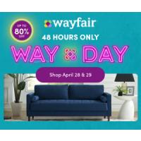 Wayfair coupon - Click here to redeem
