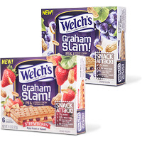 Save $1 on any package of Welch's Graham Slam PB+J Sandwiches