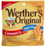 Print a coupon for $0.75 off a small bag of Werther's Original Sugar Free Caramels