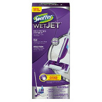 Print a coupon for $3 off one Swiffer Wet Jet Starter Kit