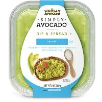 Print a coupon for $0.75 off one Wholly Guacamole Simply Avocado product