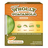 Save $0.50 on any Wholly Guacamole Product
