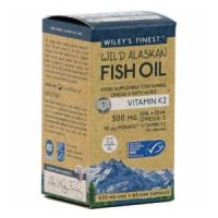 Print a coupon for $5 off Wiley's Finest Vitamin K2 product
