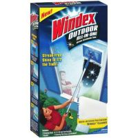 Print a coupon for $2 off a Windex Outdoor Glass product