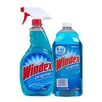 Save $1 on any Windex Aerosol Glass Cleaner
