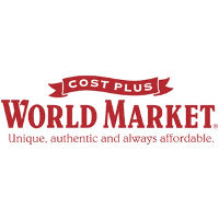 Get 2% Cash Back at Cost Plus World Market when you pay with a linked credit or debit card