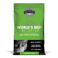 Save $2 on one bag of World's Best Cat Litter