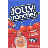 Print a coupon for $1 off four Wyler's Light Drink Mixes or Jolly Rancher Singles to Go Drink Mixes