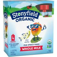 Print a coupon for $1 off one Stonyfield Organic Kids Pouch, Cup or Tube Multipacks