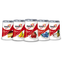 Print a coupon for $0.50 off any five cups of Yoplait Yogurt