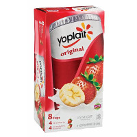 Print a coupon for $1 off one Yoplait Yogurt Multipack (8 count)