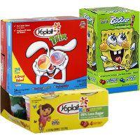 Save $0.75 on any two packages of Yoplait Go-Gurt, Kids Cup or Trix Yogurt