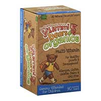 Save $2 on any Yummi Bears Organics Gummy Vitamin product - Plus boost your coupon for additional savings