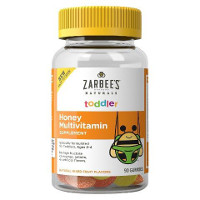 Print a coupon for $5 off one bottle of Zarbee's Naturals Kids' Multivitamin Gummies