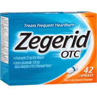 Save $6 on one Zegerid OTC product, 42 ct. or larger