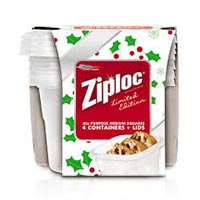 Save $1 on two Ziploc Containers