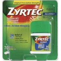 Zyrtec Extended Relief - Click here to redeem coupon