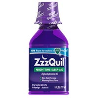 Print a coupon for $2 off any Vicks ZzzQuil product