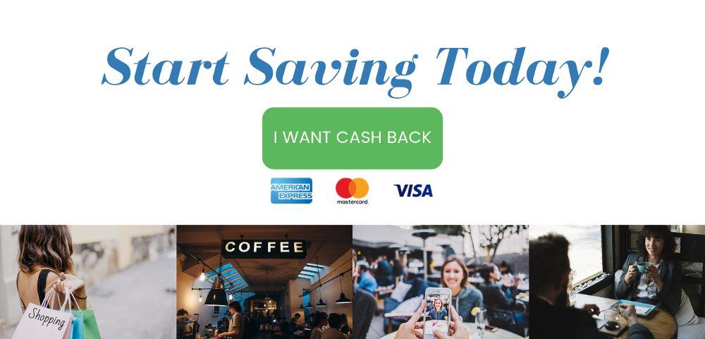 I want cash back