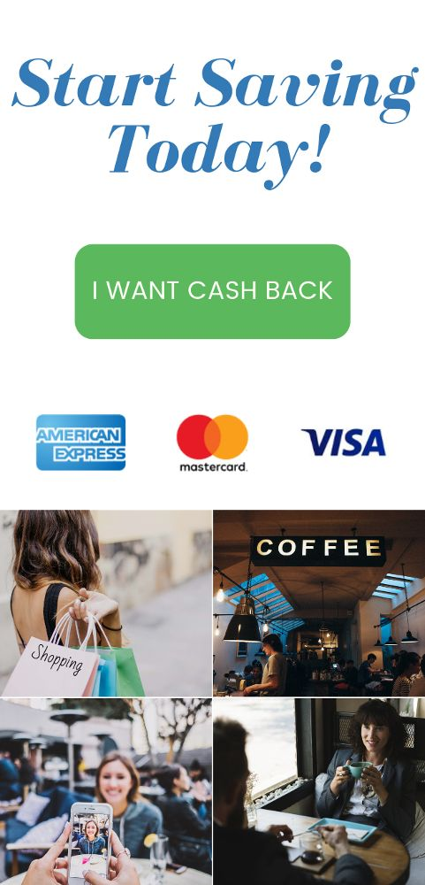 I want cash back