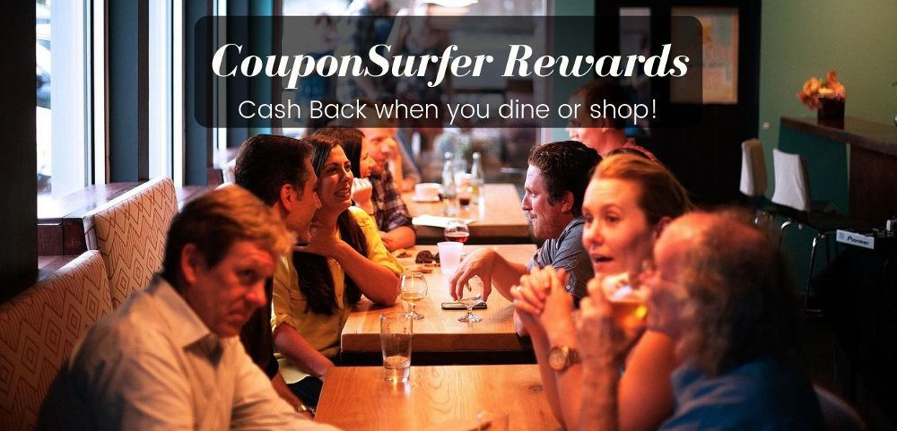 Instantly earn up to 10% Cash Back when you shop or dine!